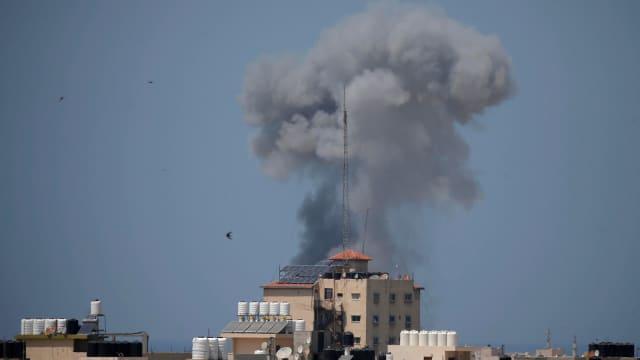 Serangan Israel di Gaza Tewaskan Bayi dan Ibunya yang Sedang Hamil