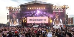 Ariana Grande Hingga Coldplay Meriahkan Konser 'One Love Manchester'