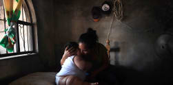 Luis Gonzales, Bayi 10 Bulan dengan Berat 28 Kg