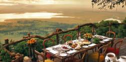 Menengok Hotel Eksotis di Pinggir Kawah Ngorongoro, Tanzania