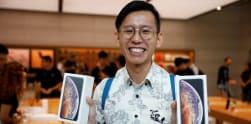 Suasana Penjualan Perdana iPhone XS dan XS Max di Berbagai Negara