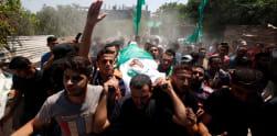 Israel-Palestina Saling Balas Serangan Udara