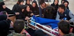 Irak dan Iran Porak-poranda akibat Gempa