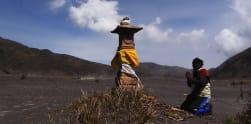 Melihat Ritual Air Suci Widodaren Masyarakat Suku Tengger