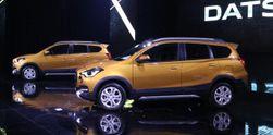 Datsun Cross Mencari Peruntungan