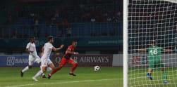 Kekalahan Pertama Timnas U-23 di Asian Games