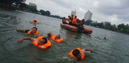 Yuk Berenang di Danau Sunter