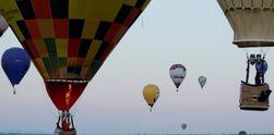 Melihat FAI World Hot Air Balloon Championship di Austria
