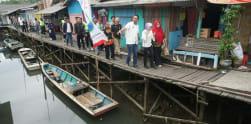 Kunjungan Plt Dirut Pertamina ke PAUD di Balikpapan