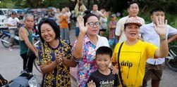 Tawa, Senyum, dan Tangis Bahagia Thailand