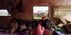 Derita Korban Kebakaran di Belakang Alexis