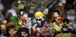 Lucunya Mainan Kapsul yang Digandrungi di Jepang
