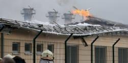 Kilang Gas Terbesar di Austria Meledak