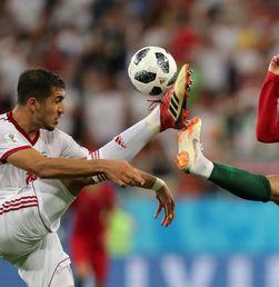 Imbang Lawan Iran, Portugal Melangkah ke 16 Besar