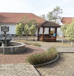 Bekas Gedung Kodim Disulap Jadi Taman Benyamin Suaeb