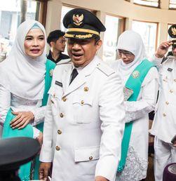 Enam Kepala Daerah di Jawa Barat Resmi Dilantik