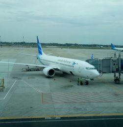 Mengintip Interior Pesawat Baru Milik Garuda Indonesia