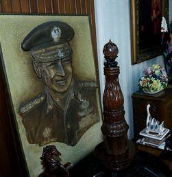 Jejak Soeharto di Rumah Cendana