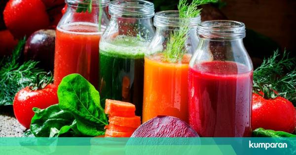 7 Minuman yang Baik untuk Kesehatan Ginjal - kumparan