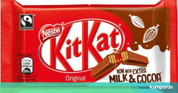 4 p s of kit kat nestle india