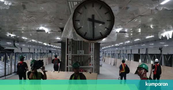 Bangun MRT Bundaran HI-Kampung Bandan, Jepang Gelontorkan