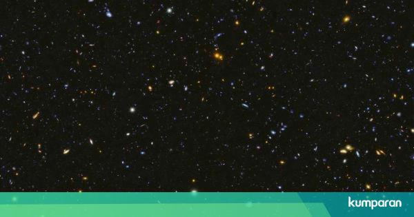 Teleskop nasa ungkap gambar awal alam semesta kumparan