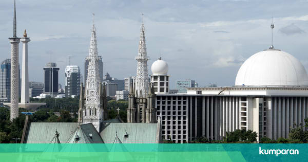 Masjid Istiqlal dan Gereja Katedral, Simbol Indahnya Perbedaan - kumparan