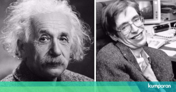 Citaten Albert Einstein Meninggal : Stephen hawking meninggal di hari ulang tahun albert