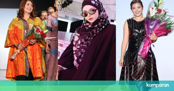 3 Aksi Desainer Indonesia Di New York Fashion Week Ss19 Kumparan