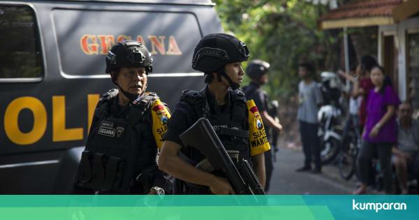 Terduga Teroris yang Ditangkap di Tangerang Akan Serang ...