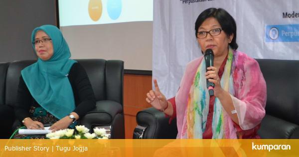 Indonesia Peringkat 60 dari 61 Negara yang Tak Suka Baca
