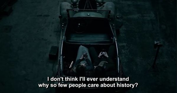 why care about history